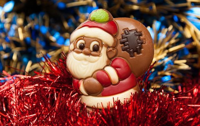 Le chocolat de Noël au goût amer