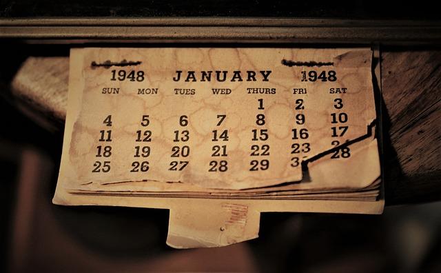 Des calendriers qui nous ressemblent