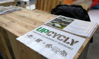 UpCycly, le mobilier écologique nouvelle génération!