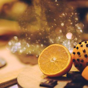 agrume orange