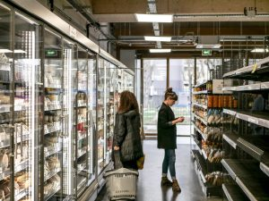 Supermarché collaboratif La Louve