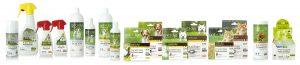 Gamme produits d'hygiène pour animaux Anibiolys