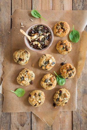 Cookies aux graines - Le Sillon