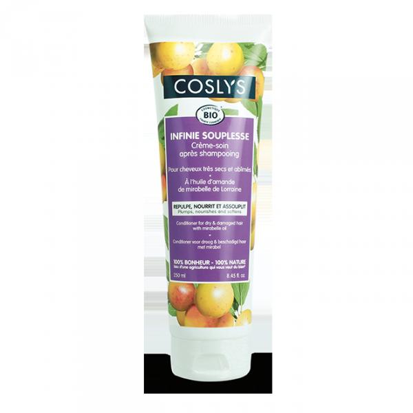 Après-shampoing cheveux très secs et abîmés - Coslys