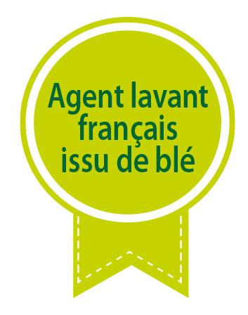 agent lavant français issu de blé