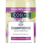 shampooing cheveux à tendance grasse 500ml coslys