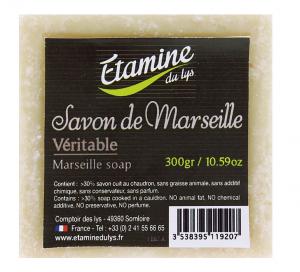 Savon de Marseille 300g - Etamine du lys