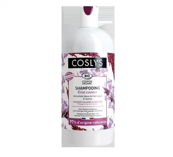 shampoing cheveux colorés