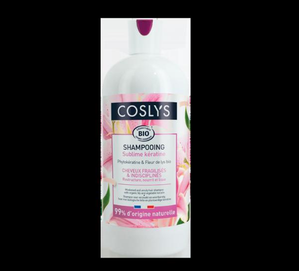 shampoing kératine