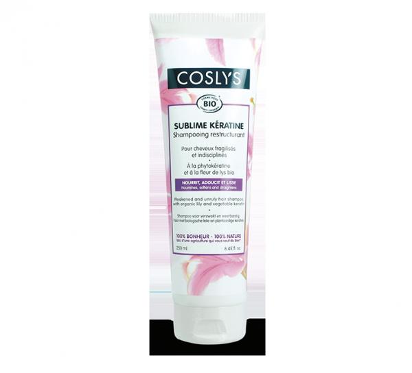 Shampoing cheveux fragilisés et indisciplinés 250 ml - Coslys