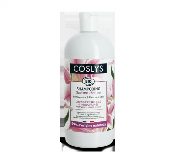shampoing cheveux fragilisés