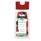 shampoing douche fruits rouges