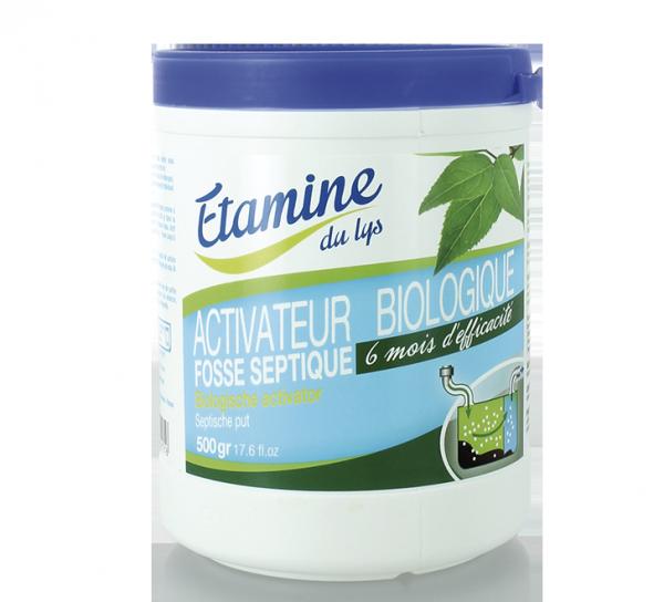 Activateur biologique - Etamine du lys