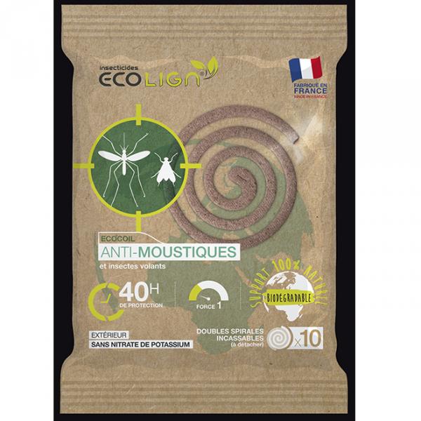 Spirales anti-moustiques 11 - Ecolign