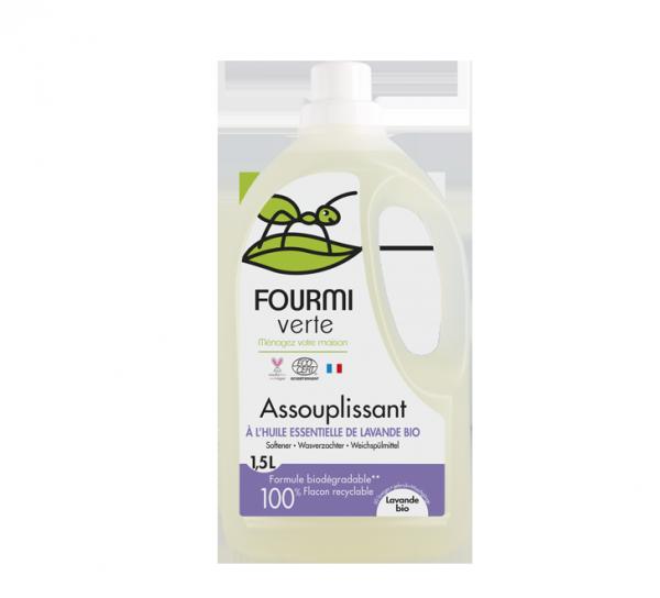 assouplissant fourmi verte
