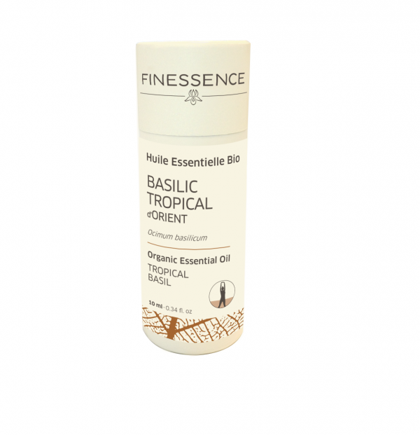 Huile essentielle Basilic tropical - Finessence