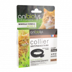 collier anti parasitaire chat