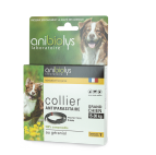 Collier antiparasitaire grand chien Anibiolys