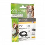collier anti parasitaire grand chien