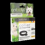 collier anti parasitaire petit chien