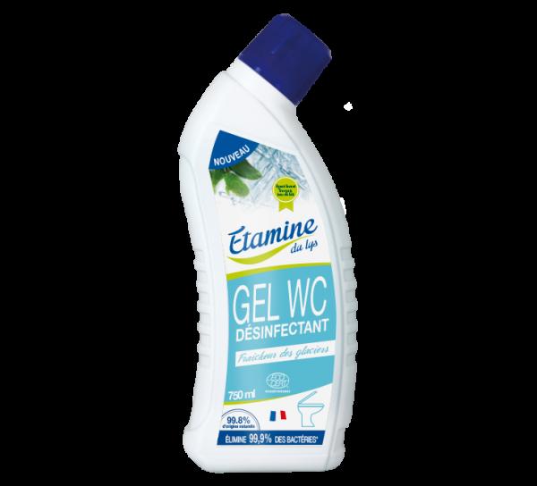 gel wc désinfectant etamine du lys