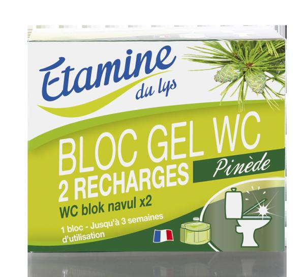 Recharge bloc gel WC - Etamine du lys