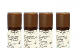 Kit 4 huiles essentielles - Finessence