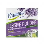 Lessive poudre 2 kg - Etamine du lys