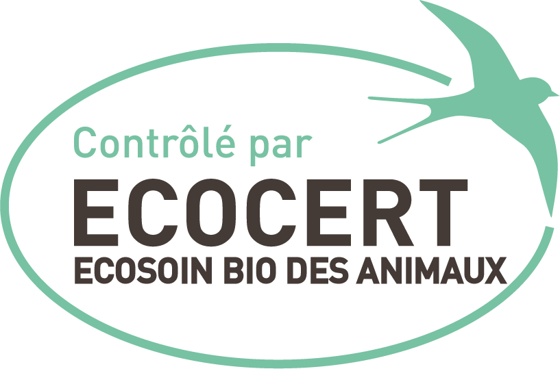 label ecosoin pour animaux