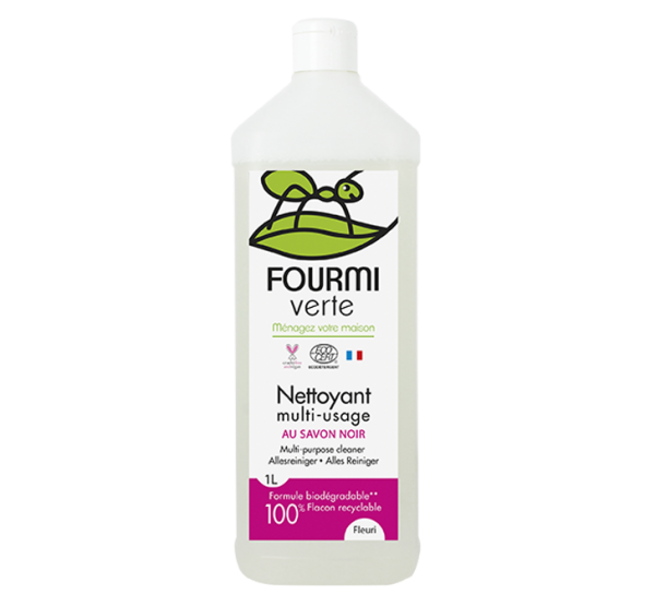 multi-usage fourmi verte