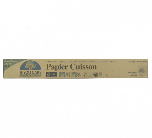 papier cuisson if you care