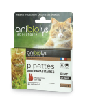 Pipettes antiparasitaires chat - Anibiolys