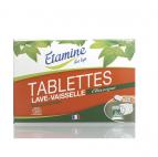Tablettes lave-vaisselle classiques x25 - Etamine du lys