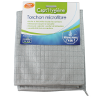 Torchon microfibre - Capt'Hygiène