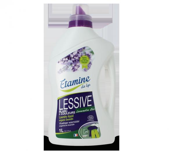 Lessive liquide lavande 1L Etamine du lys