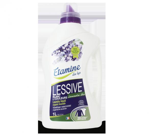 lessive liquide lavandin