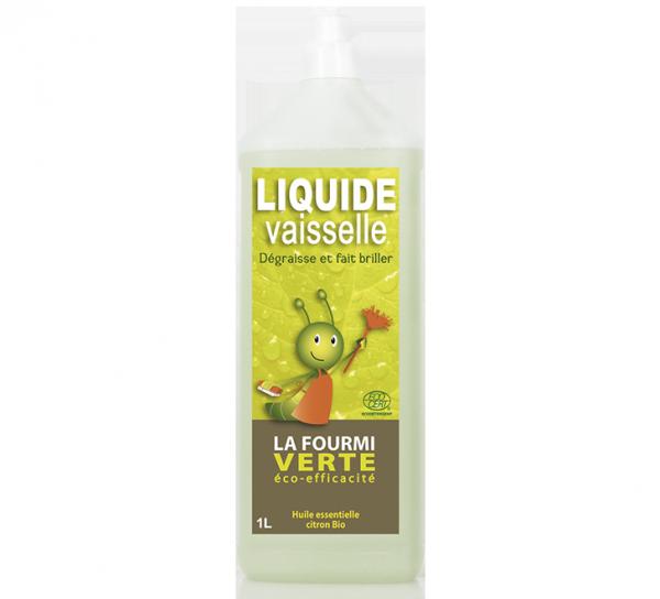 Liquide vaisselle - La Fourmi Verte