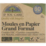 Moules en papier - If You Care