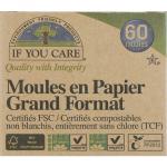 Moules en papier - If You Care