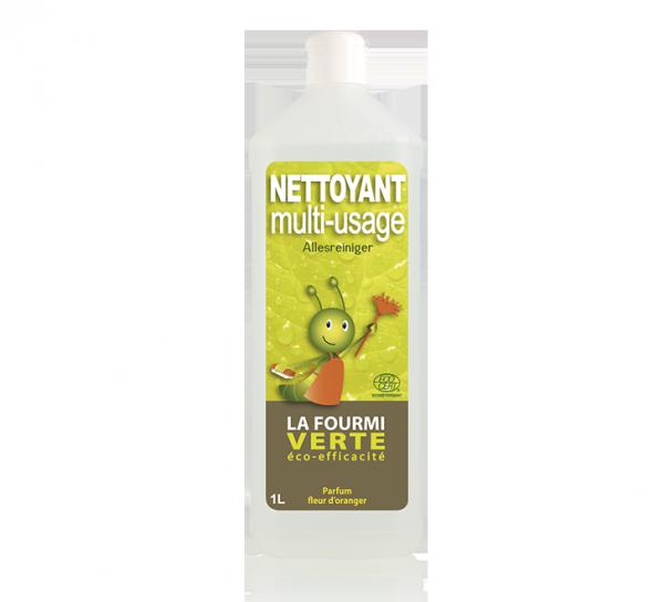 Nettoyant multi-usages - La Fourmi Verte