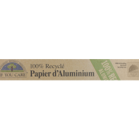 Papier aluminium - If You Care