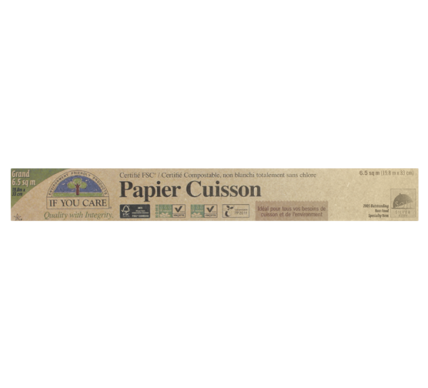 Papier cuisson - If You Care