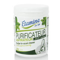 Purificateur aspirateur - Etamine du lys