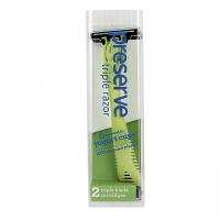 Rasoir jetable en plastique recyclé - Preserve