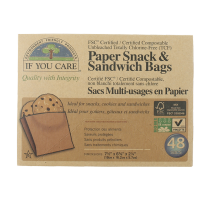 Sacs en papier - If You Care