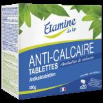 Tablettes anti-calcaire - Etamine du lys