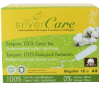 Tampon normal sans applicateur - Silver Care