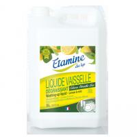 liquide vaisselle citron menthe