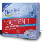 Tablettes lave-vaisselle tout en un Etamine du lys