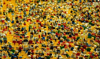 Lego se lance dans les briques en plastique végétal